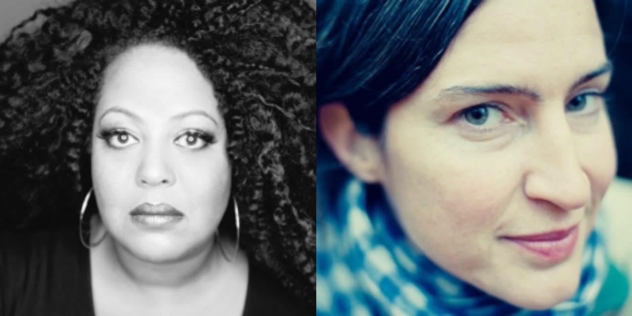 Samiya Bashir +  Jen Bervin  pair up to poem