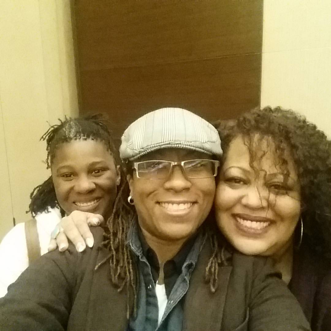 with Adrien Julious & Sheree Greer