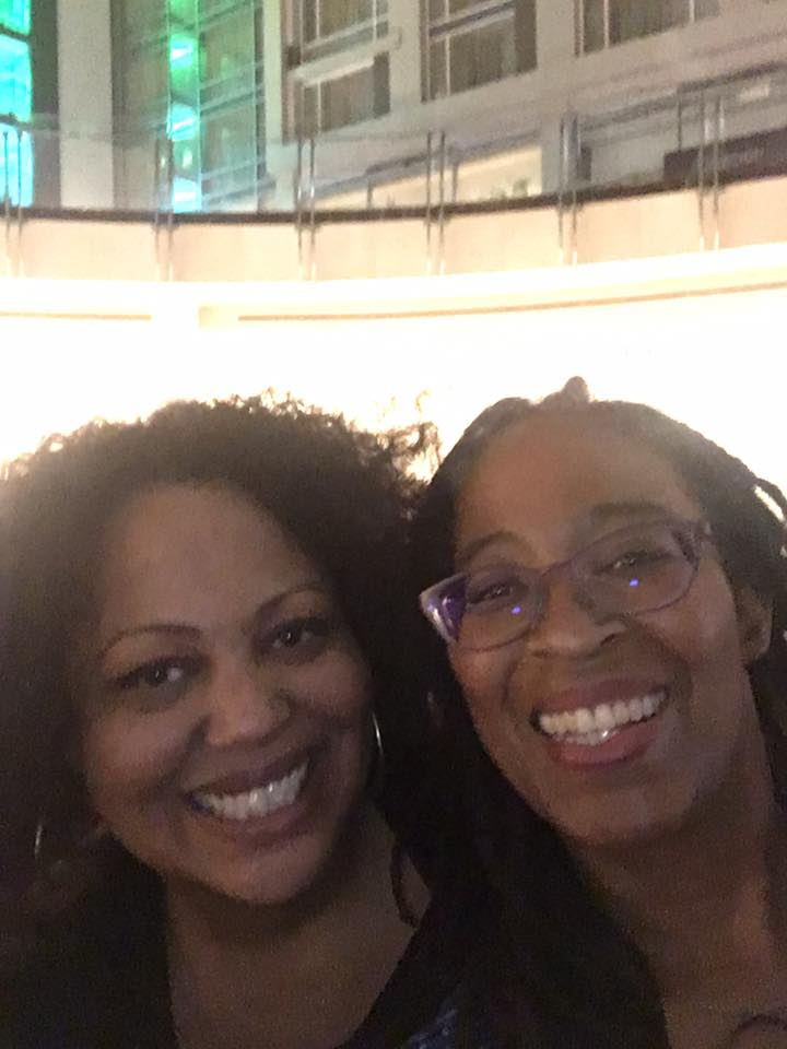 with Camille Dungy