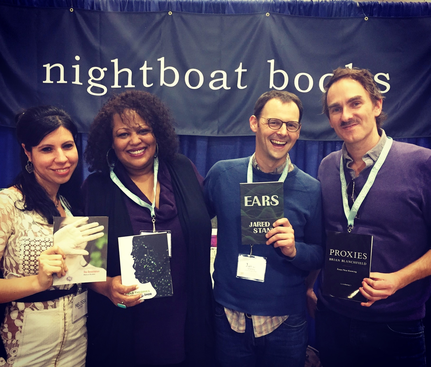 Nightboat Sweethearts!