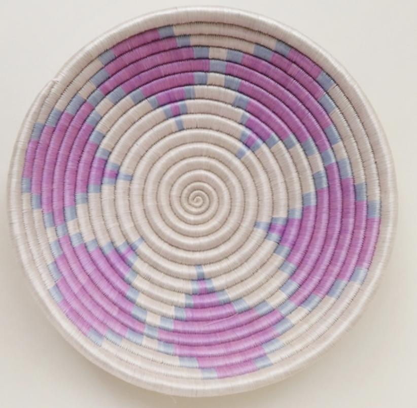 Salmon Plateau Basket by INDEGO AFRICA (Shop Latitude)