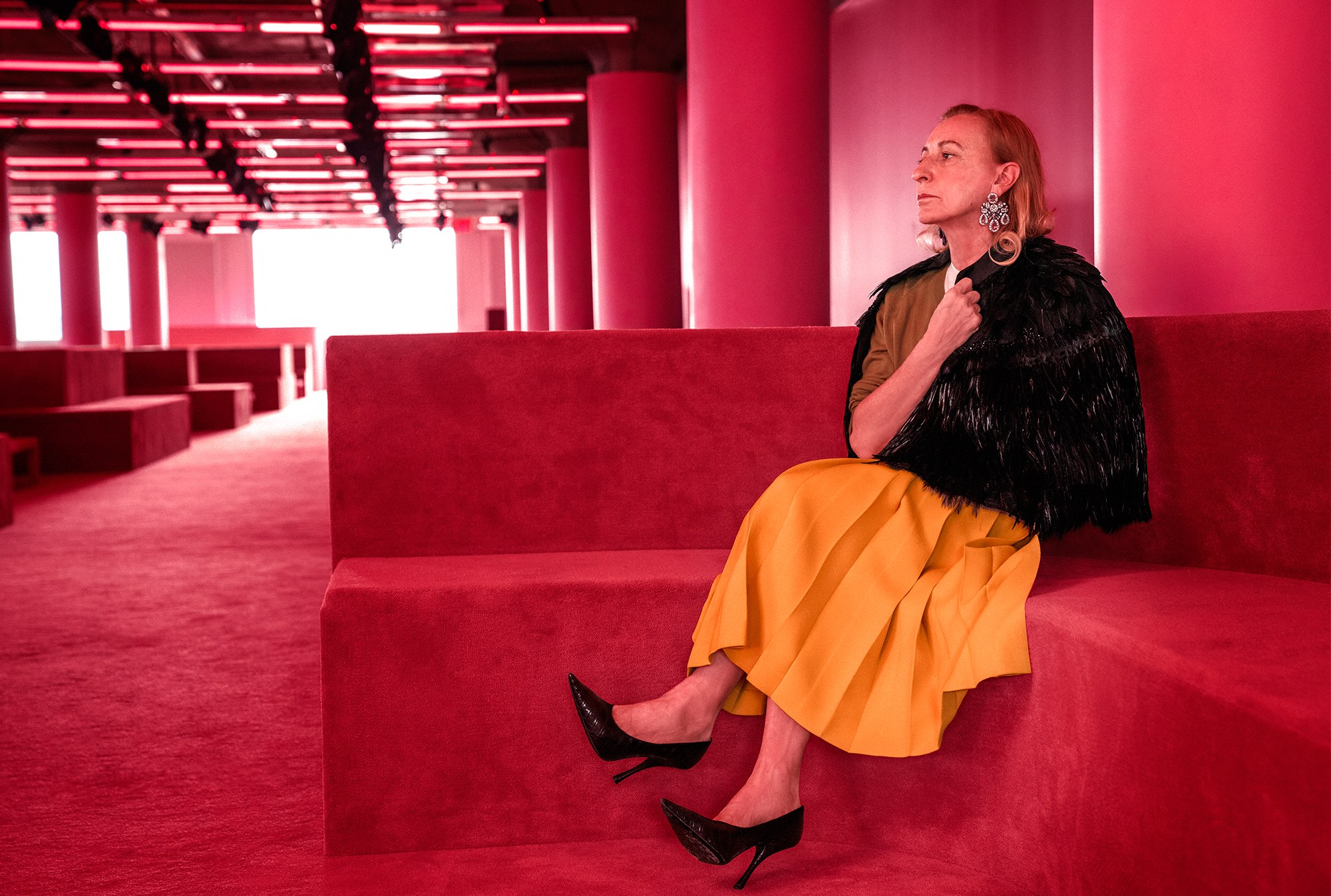 In the 1980s, Miuccia Prada changed luxury fashion irrevocably by introducing nylon to the catwalk. Three decades on, as she tells Claudia Croft, she remains a revolutionary.