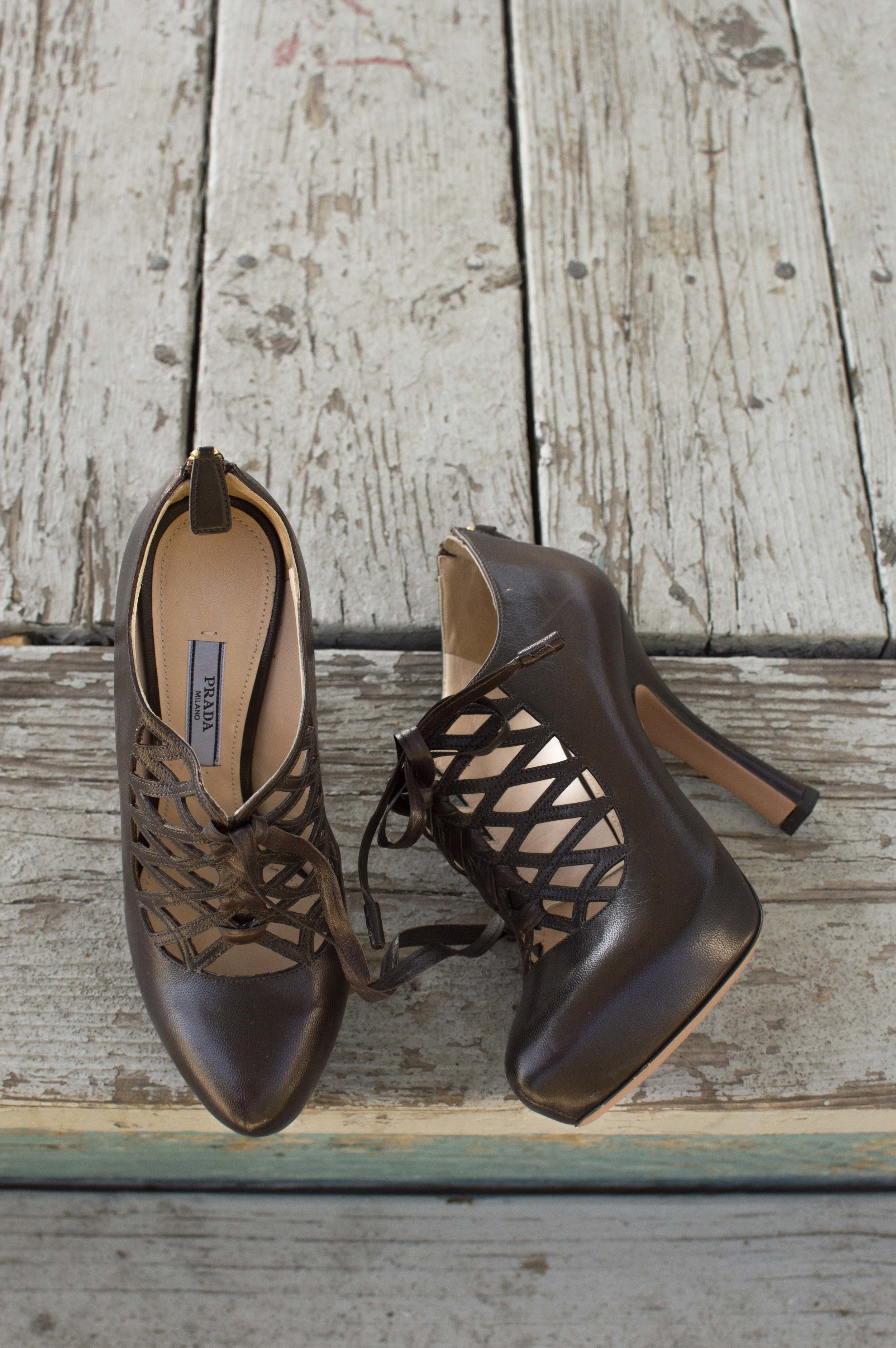 Boots - $348 / Size 36