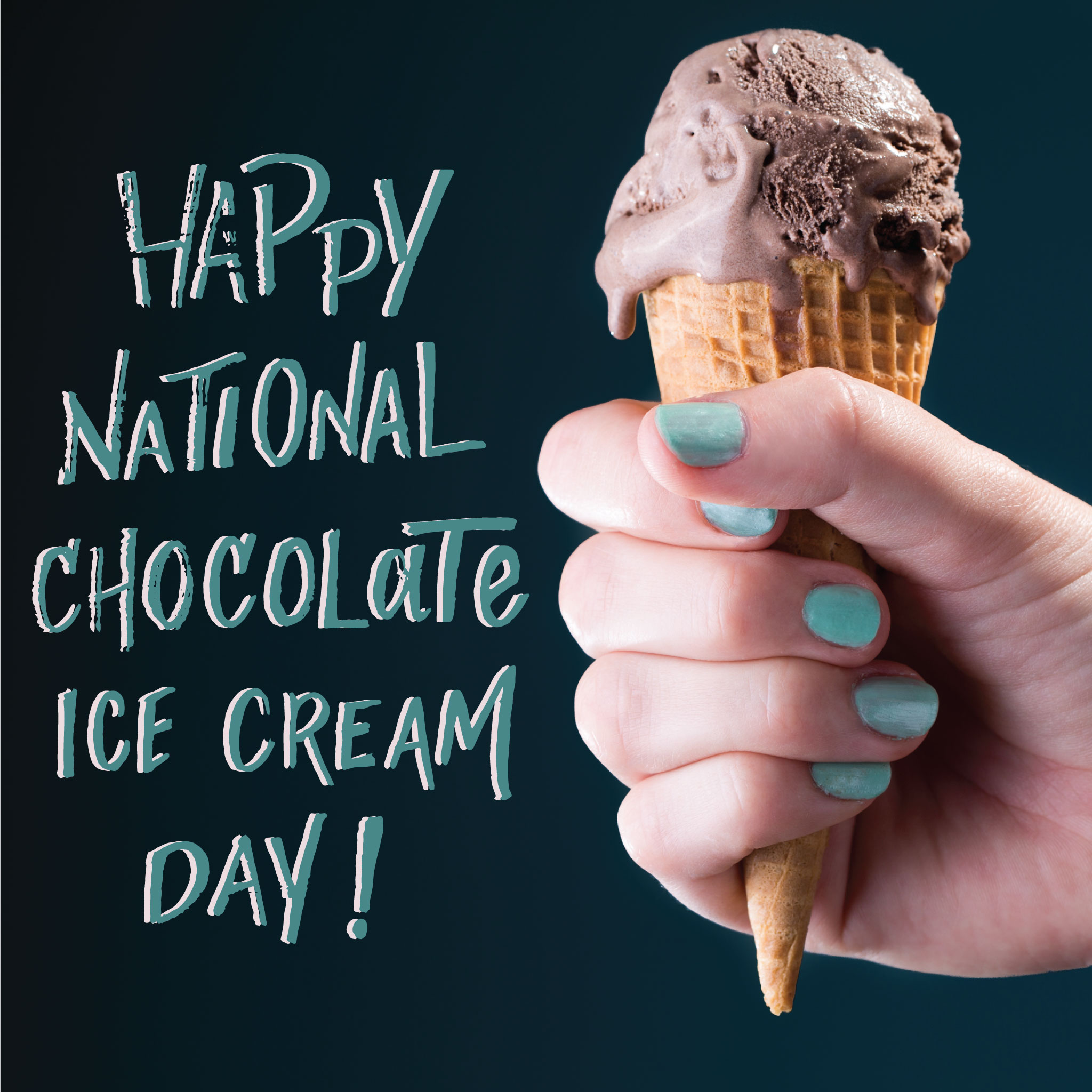 National Chocolate Ice Cream Day