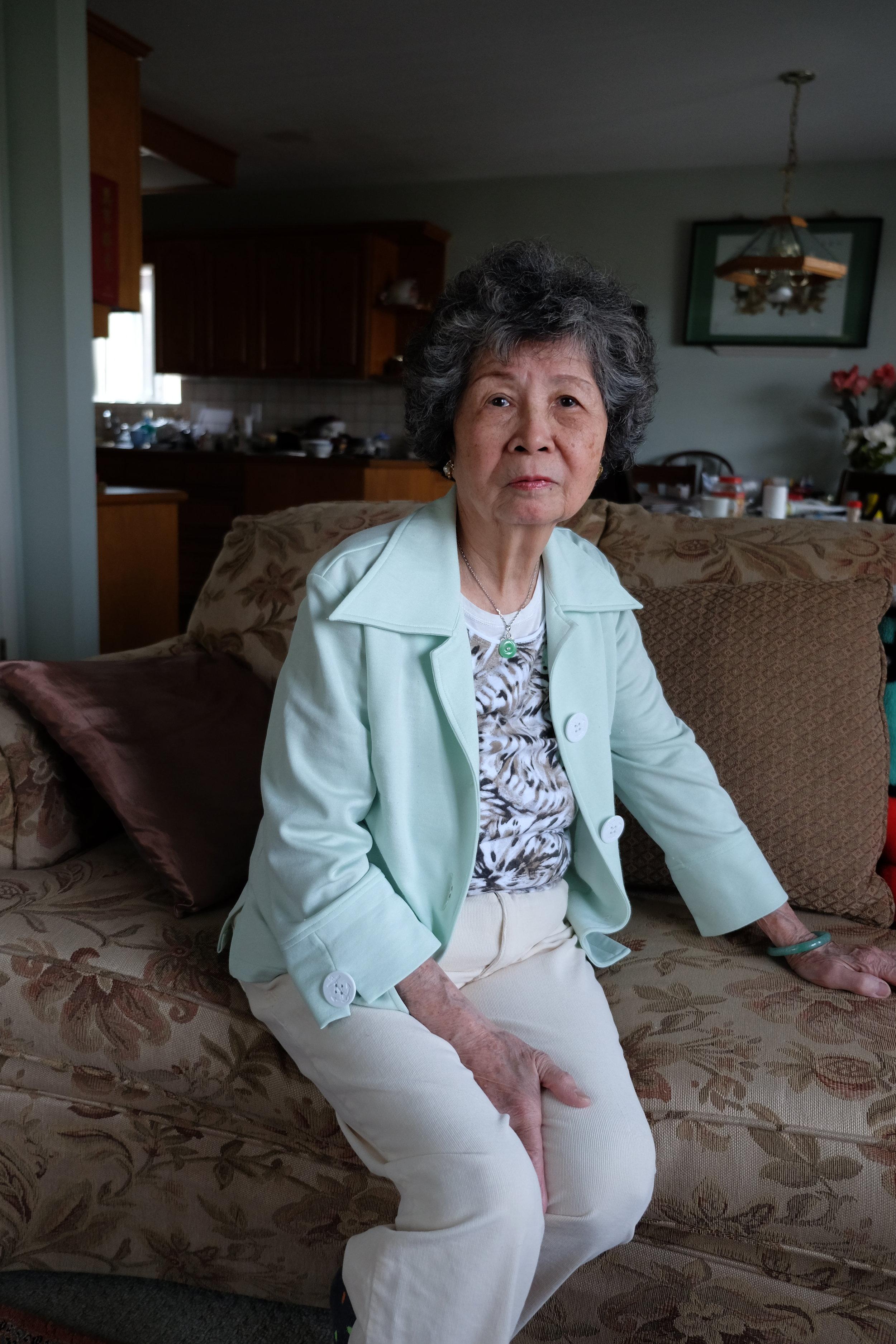婆婆, 2015
