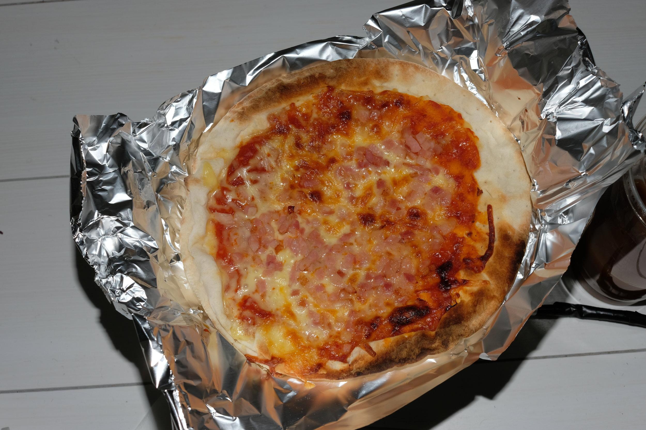 Pizza, 2018
