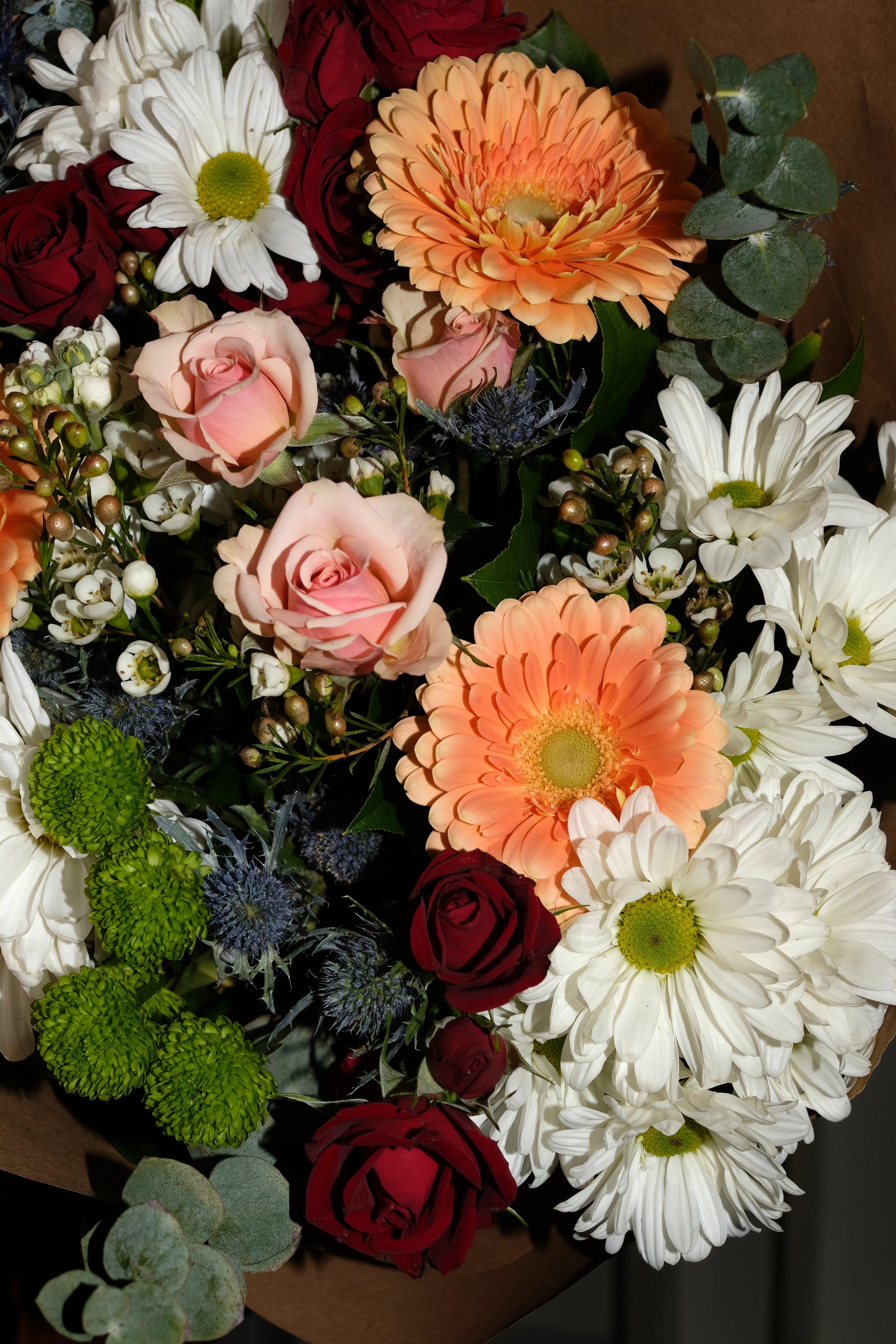 Birthday Bouquet for Jess, 2019