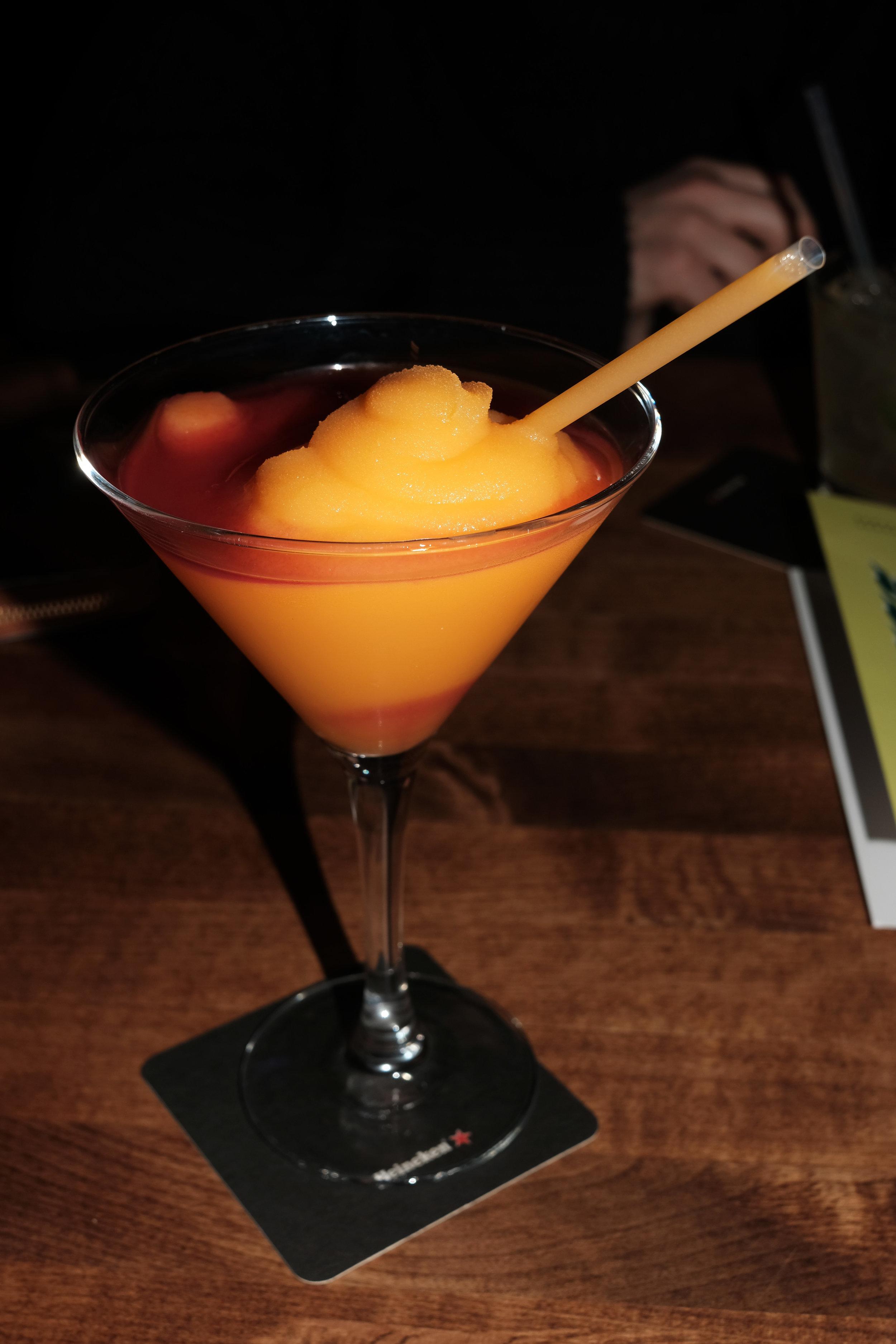 Passion Fruit Bellini, 2019