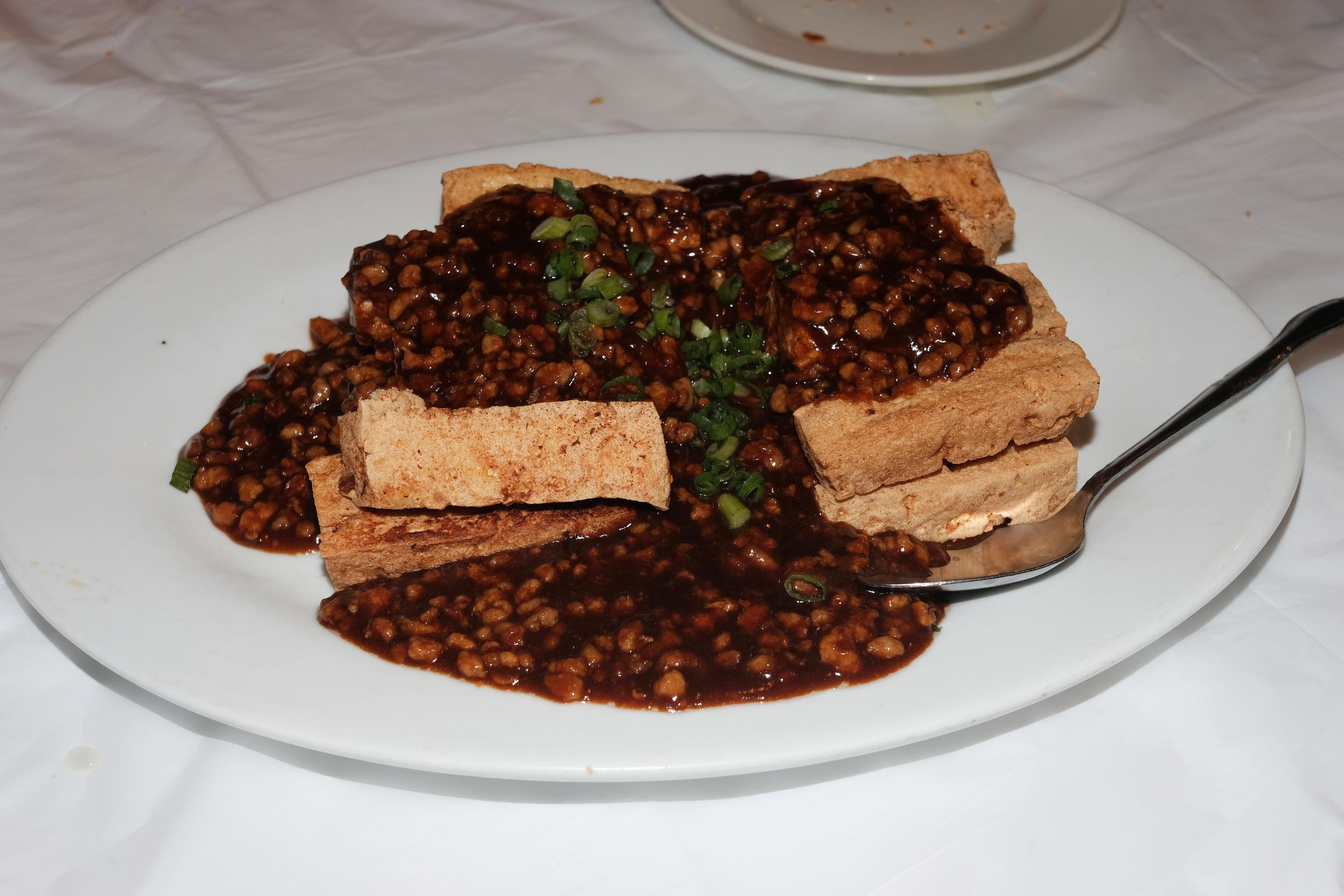肉醬豆腐, 2019