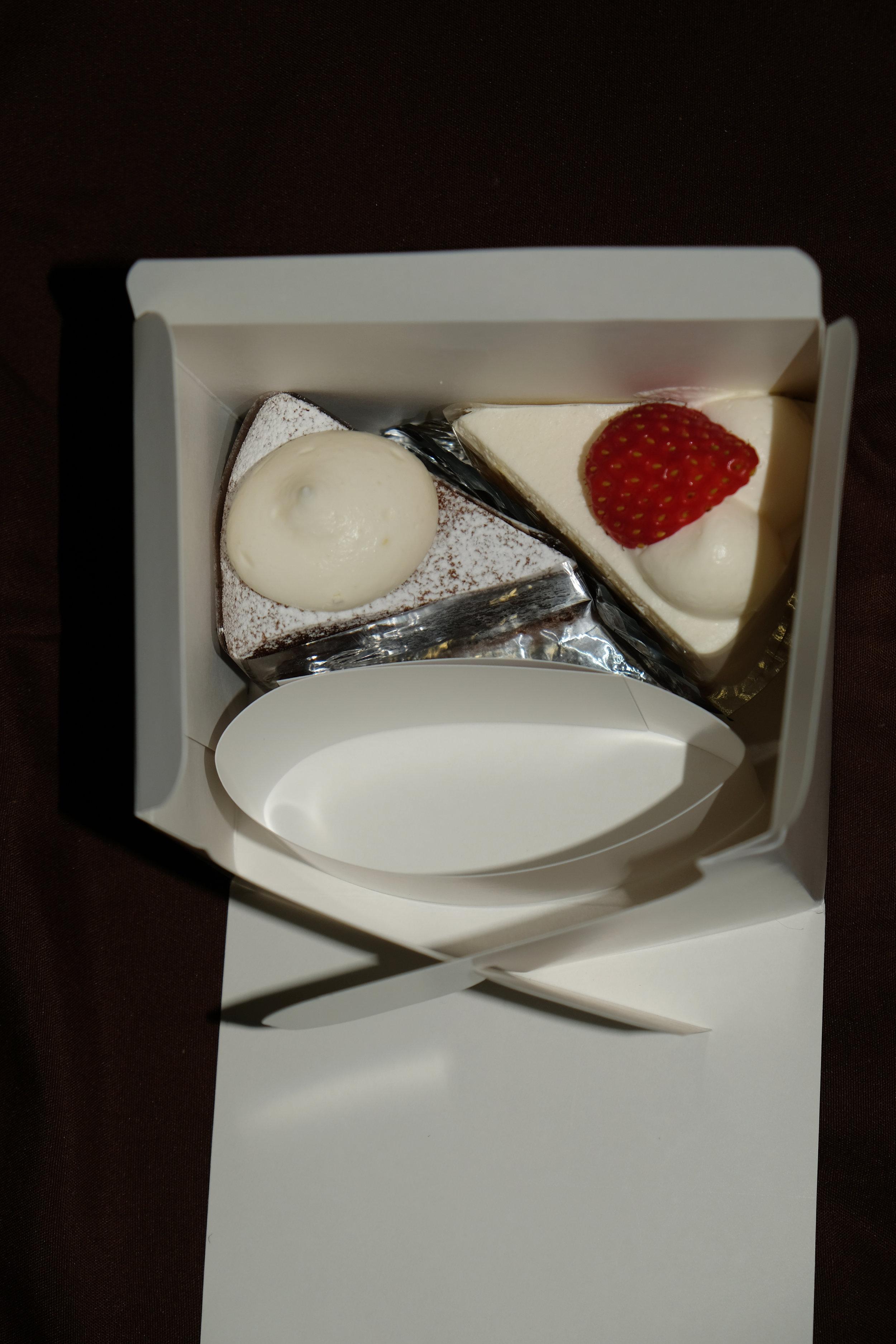 Chocolate & Strawberry Cake, 2018