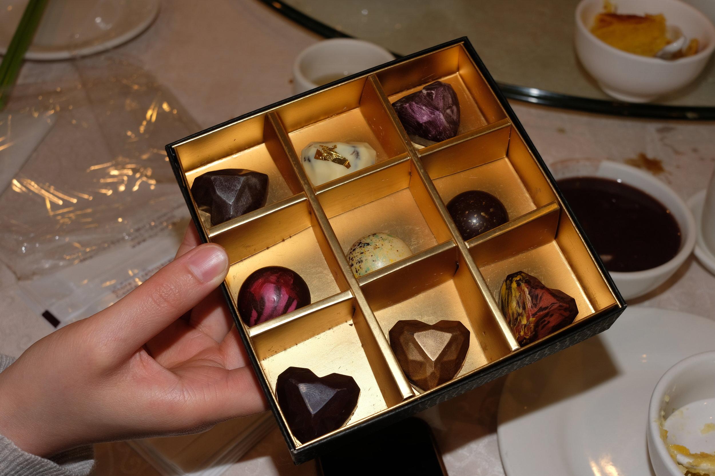 Mage Chocolates, 2019