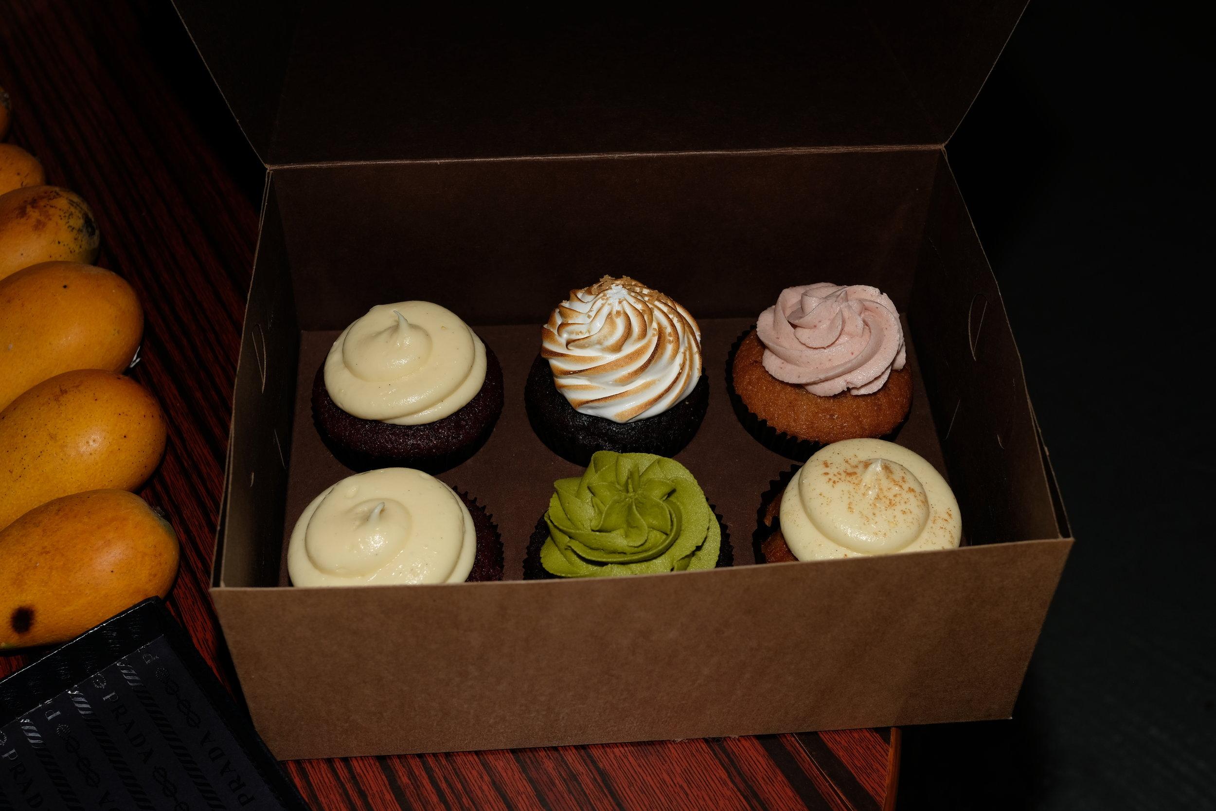 Birthday Cupcakes, 2019