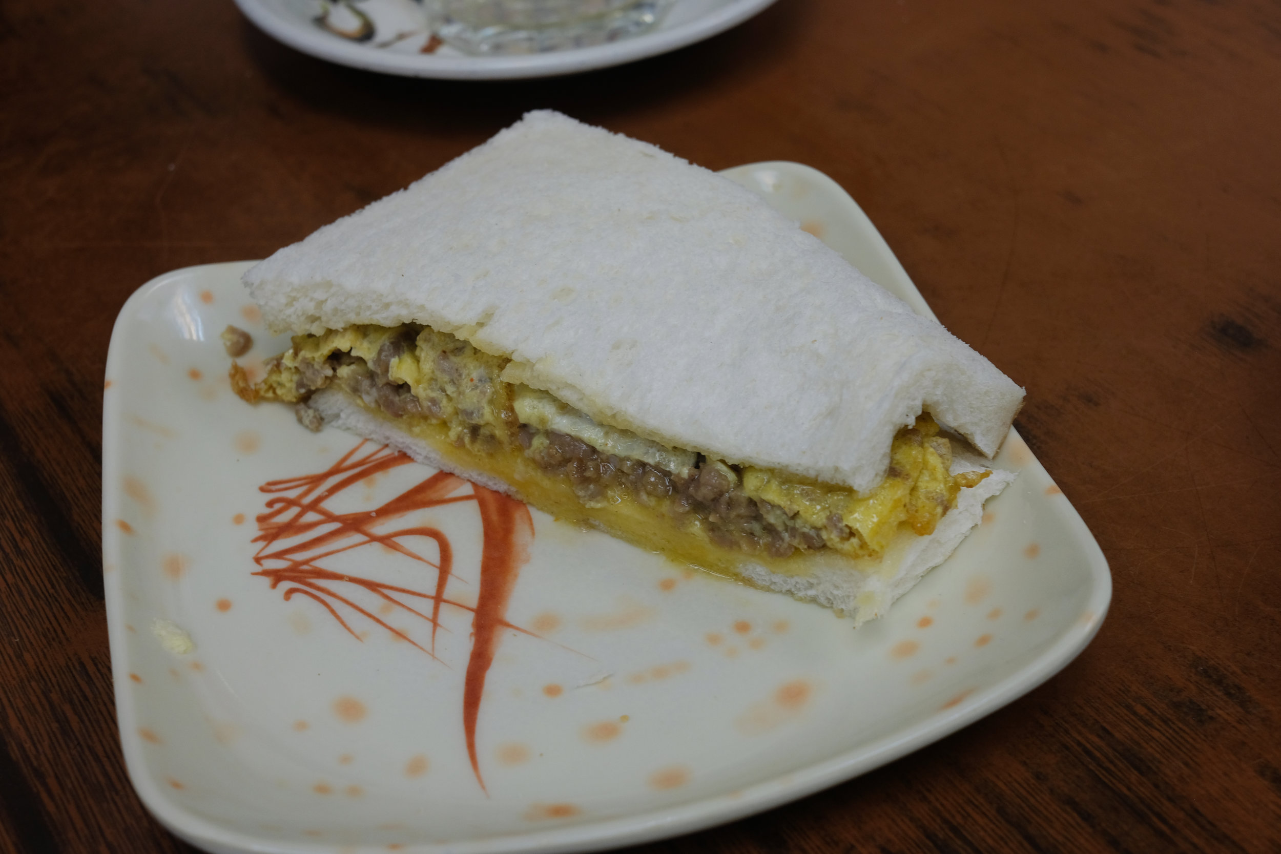 Beef Egg Sandwich, 2019