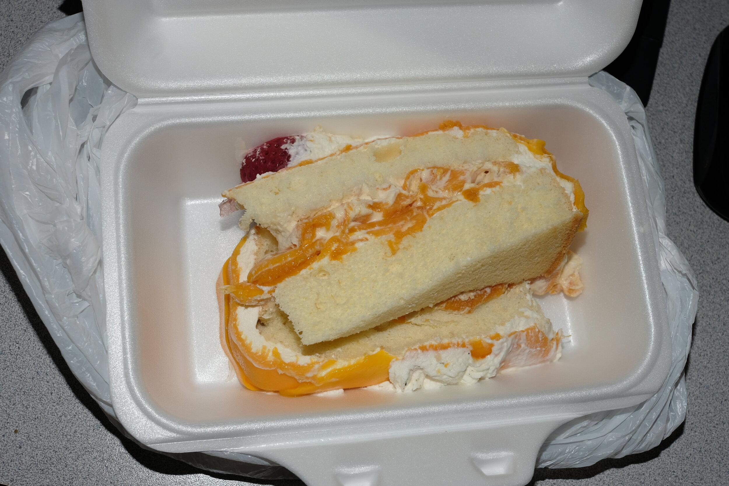 Mango Cake, 2019
