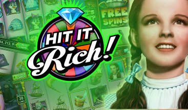 Hit It Rich Music and Sound Design