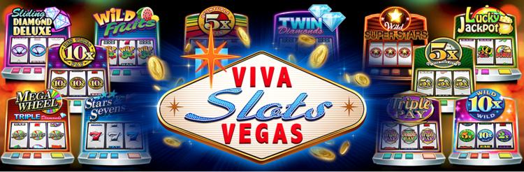 Viva Slots Vegas Music and Sound Design
