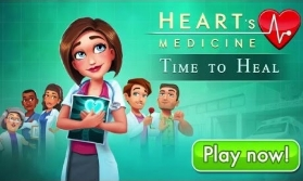 Heart's Medicine Time To Heal Music