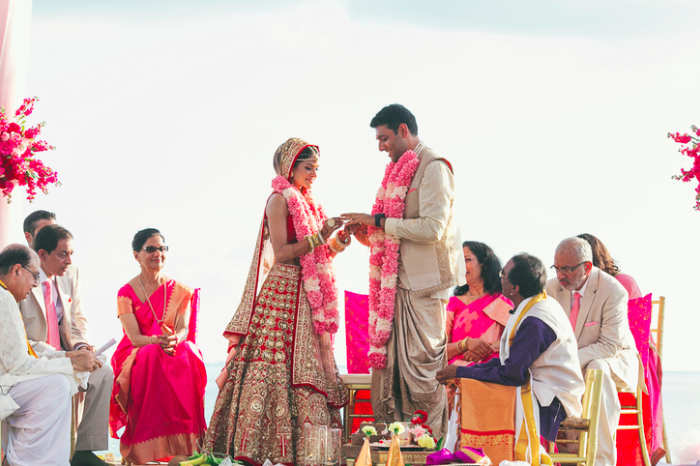 Turks and Caicos Traditional Indian Wedding The Knot.png