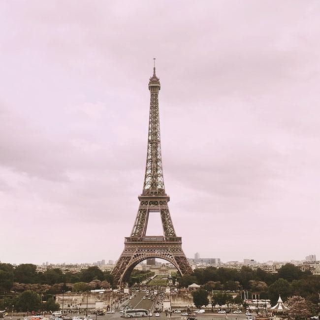 Green Wedding Shoes Eiffle Tower Paris Honeymoon.jpg