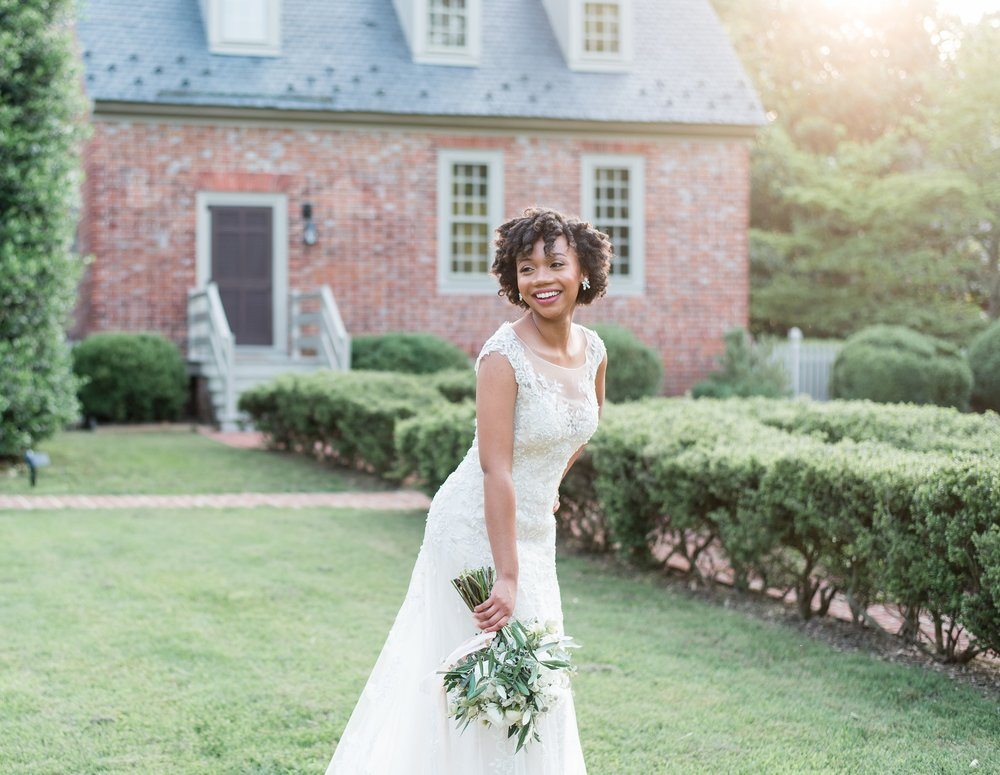 Bride on the Grounds of Seven Springs.jpg