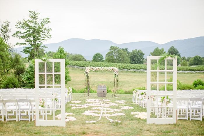 Outdoor Ceremony Space at Veritas Winery.jpg