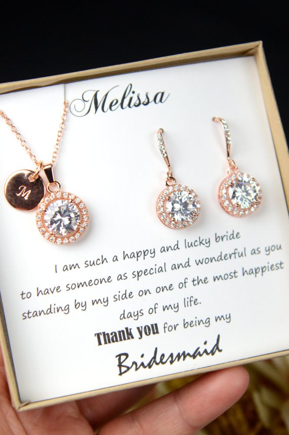 Monogrammed Necklace and Earrings Set.jpg
