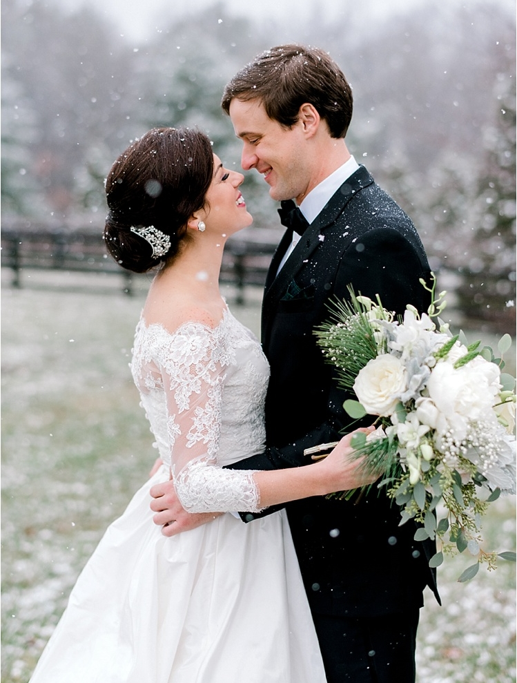 Bride and Groom in the Snow.jpg