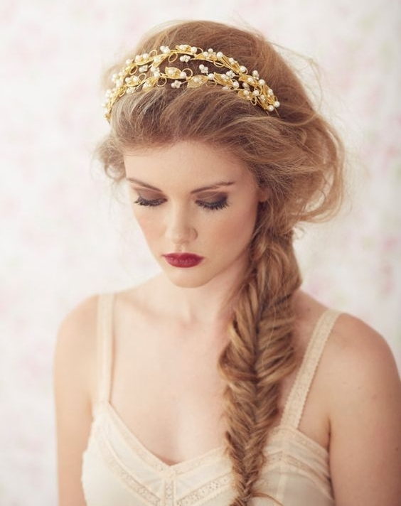 Fishtail Braid with Gold Headband.jpg