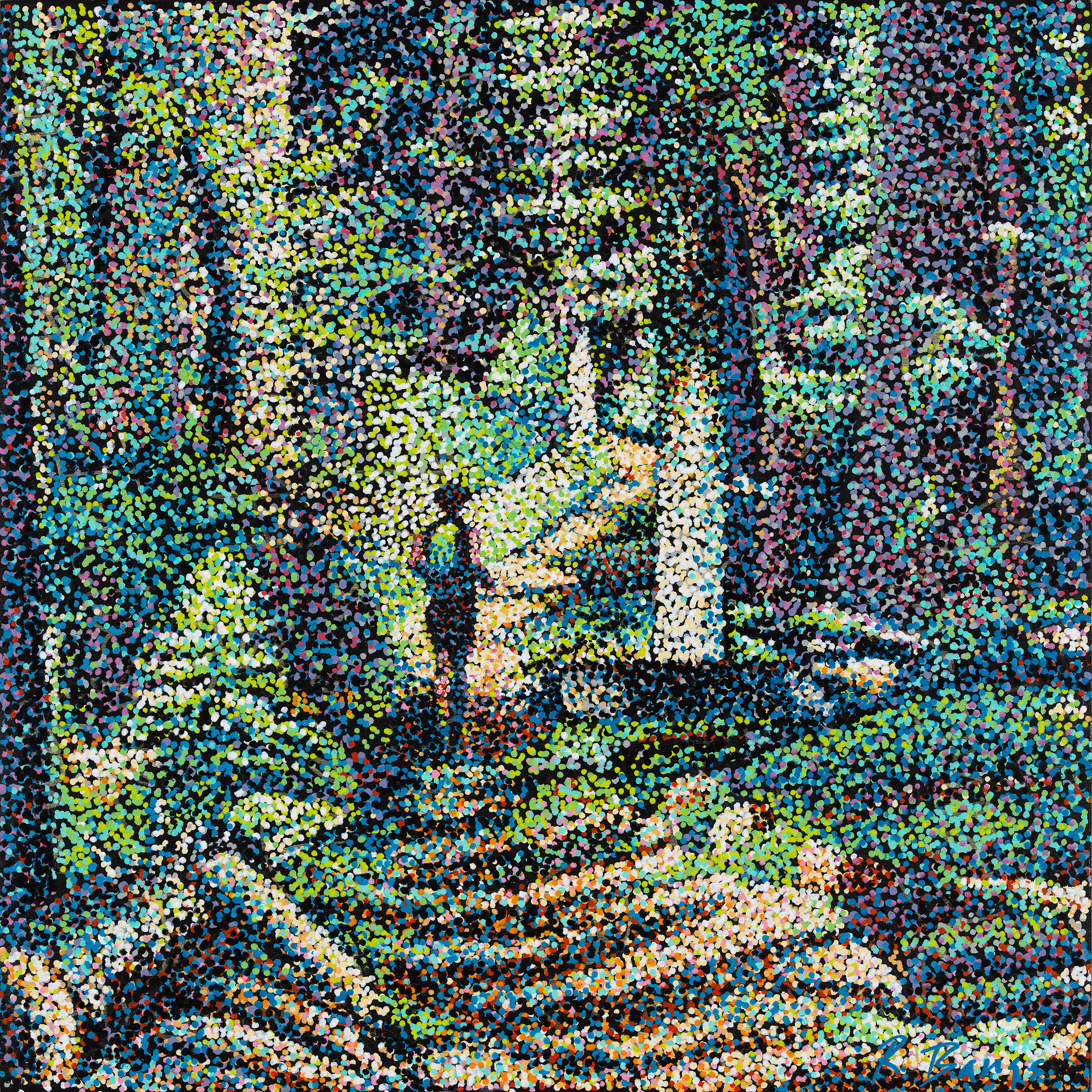 painting_of_runner_on_trail_in_the_woods