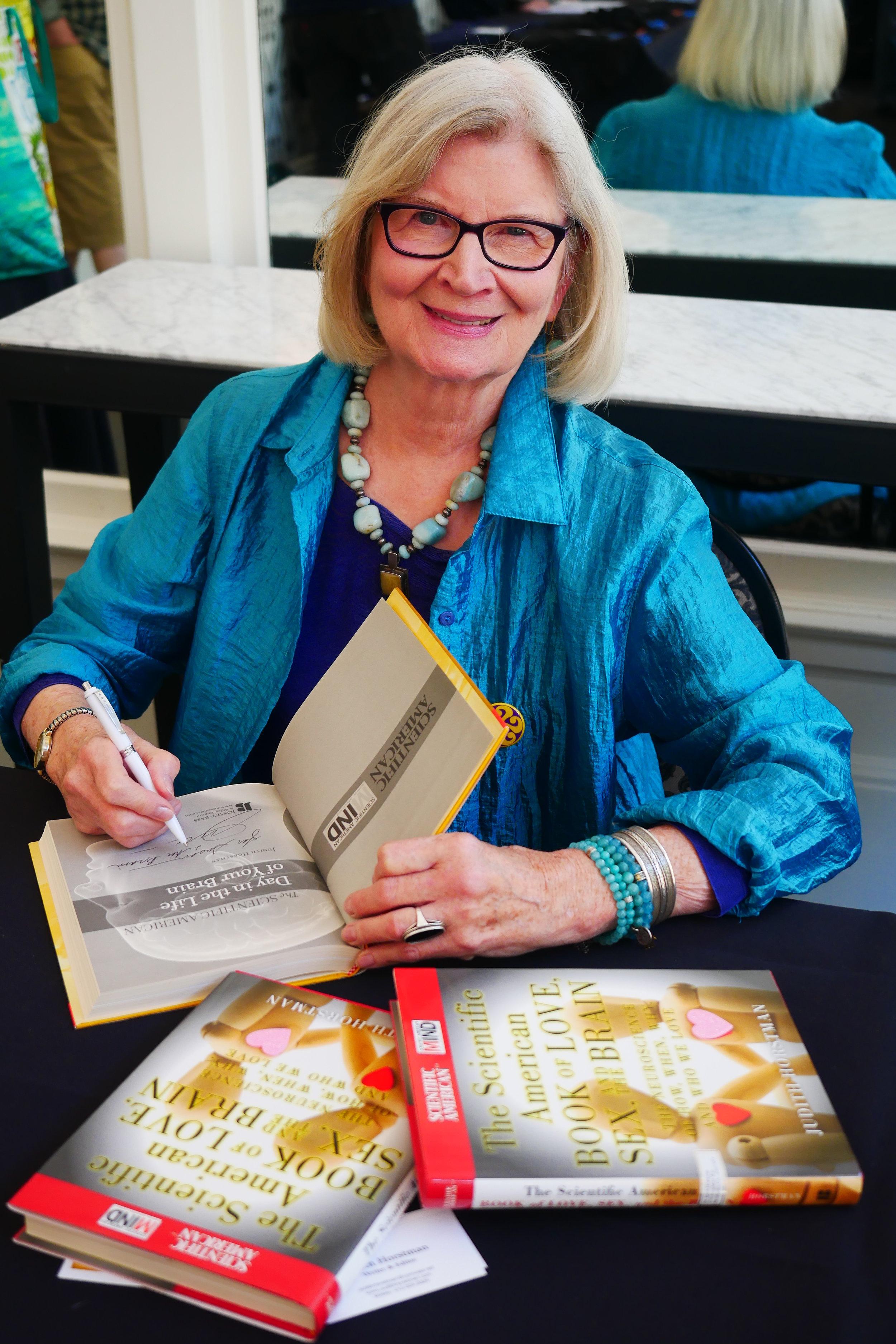 Judith Horstman, Photo by Susan Gerbic