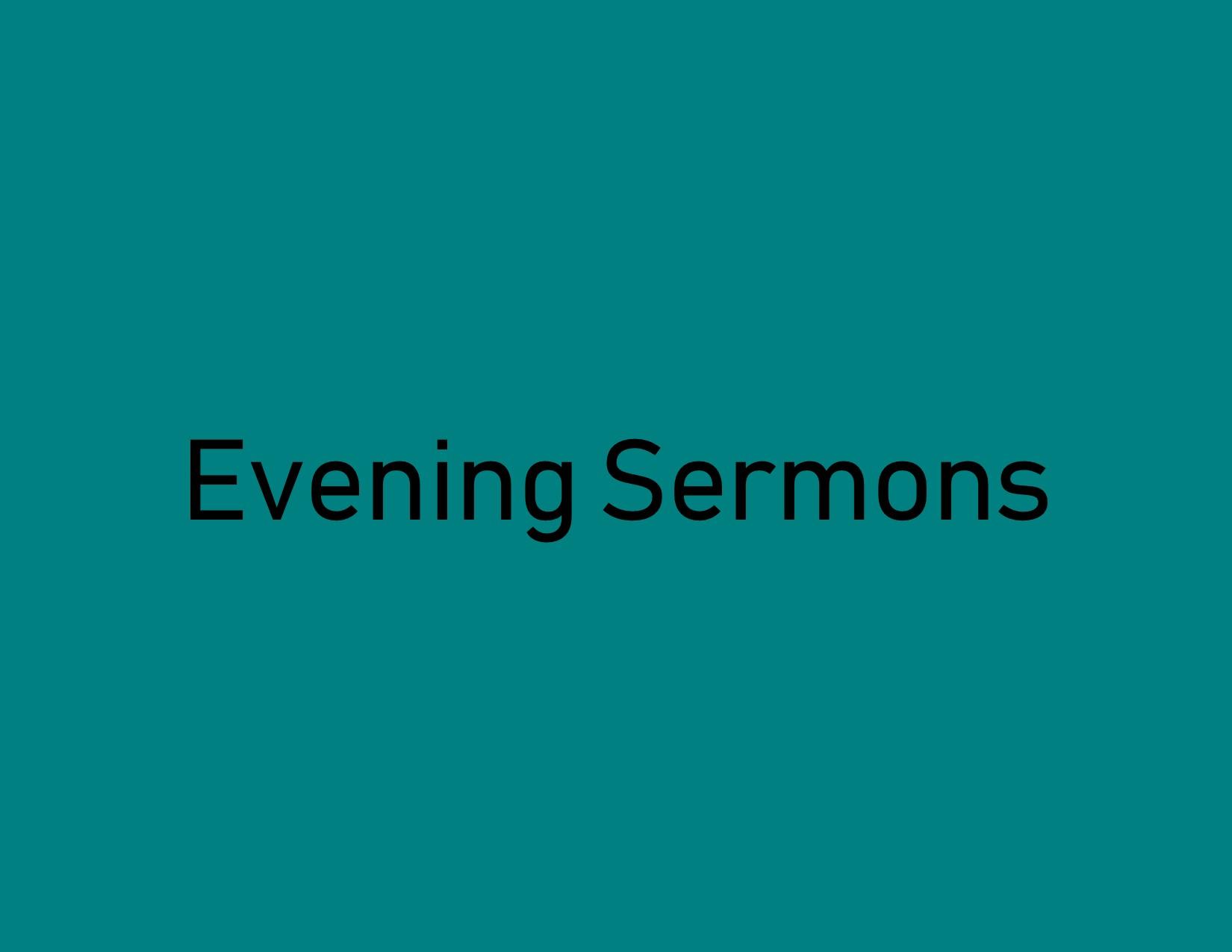 Evening Sermon Title Page.jpg