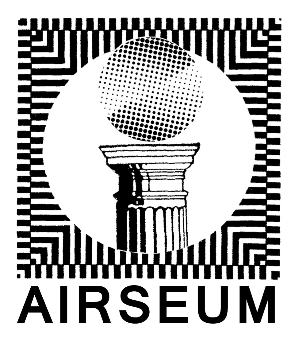 AIRSEUM logo  An unconventional museum dreamt up by artist, scientist and museologist Catherine Polcz, located in Marickville, Sydney.  2018