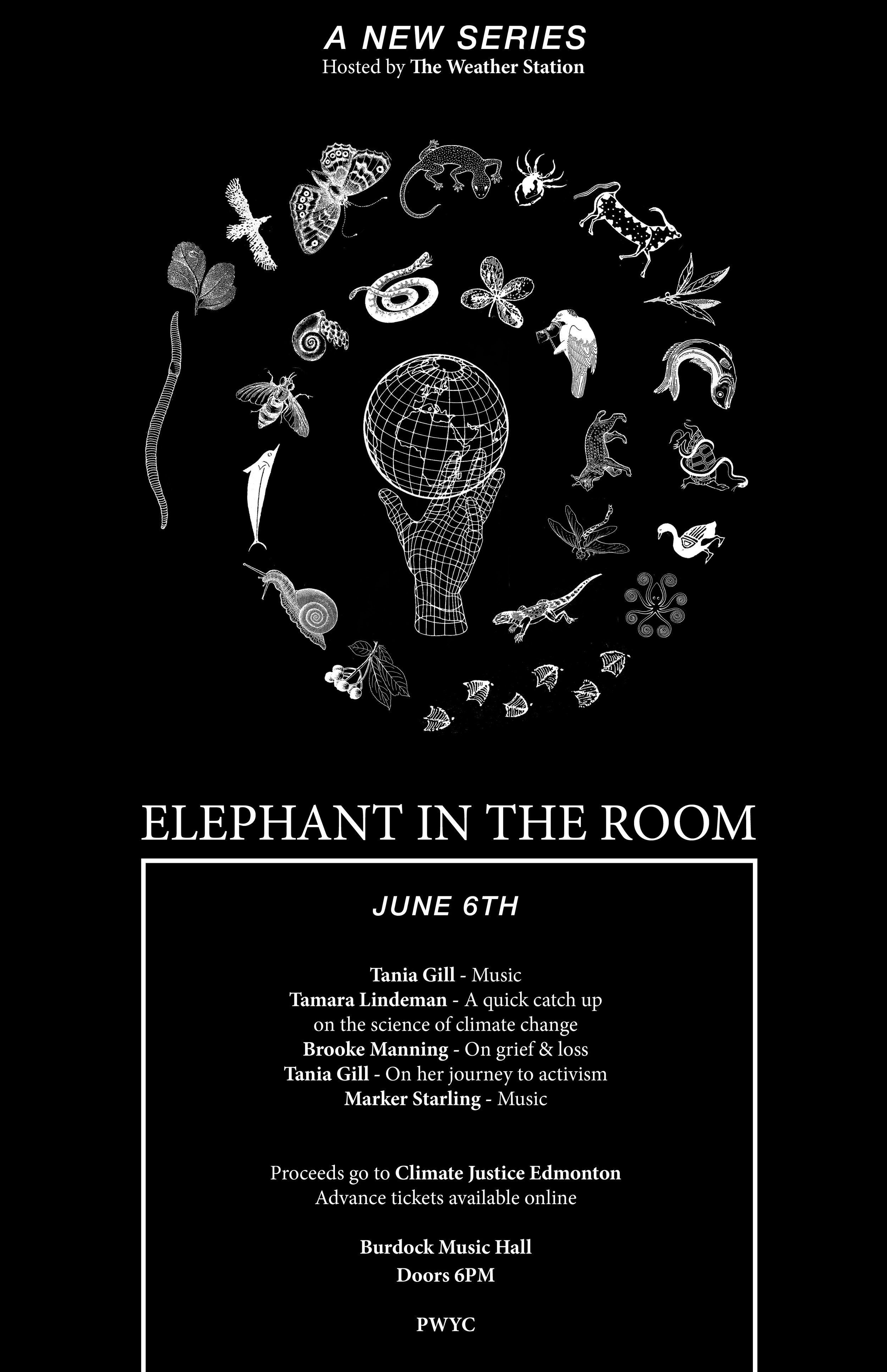 Elephant in the room  Illustration by Alicia Nauta  Layout by Melissa Richards  2019