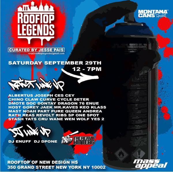 rooftop legends