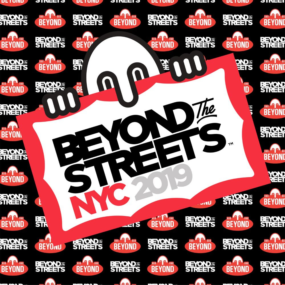 Monumental Graffiti & Street Art Exhibition  BEYOND THE STREETS  Opens June 21st in Brooklyn, New York  Tickets on sale now: BEYONDTHESTREETS.COM