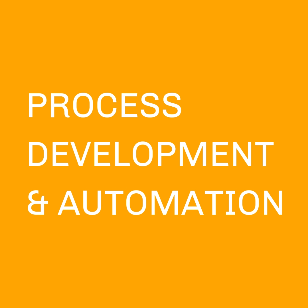 Process Development and Automation