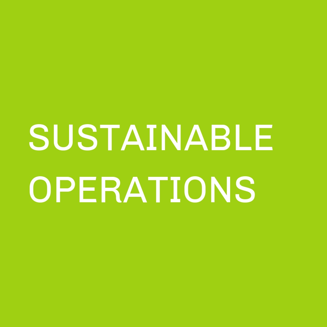 Sustainable Operations Services