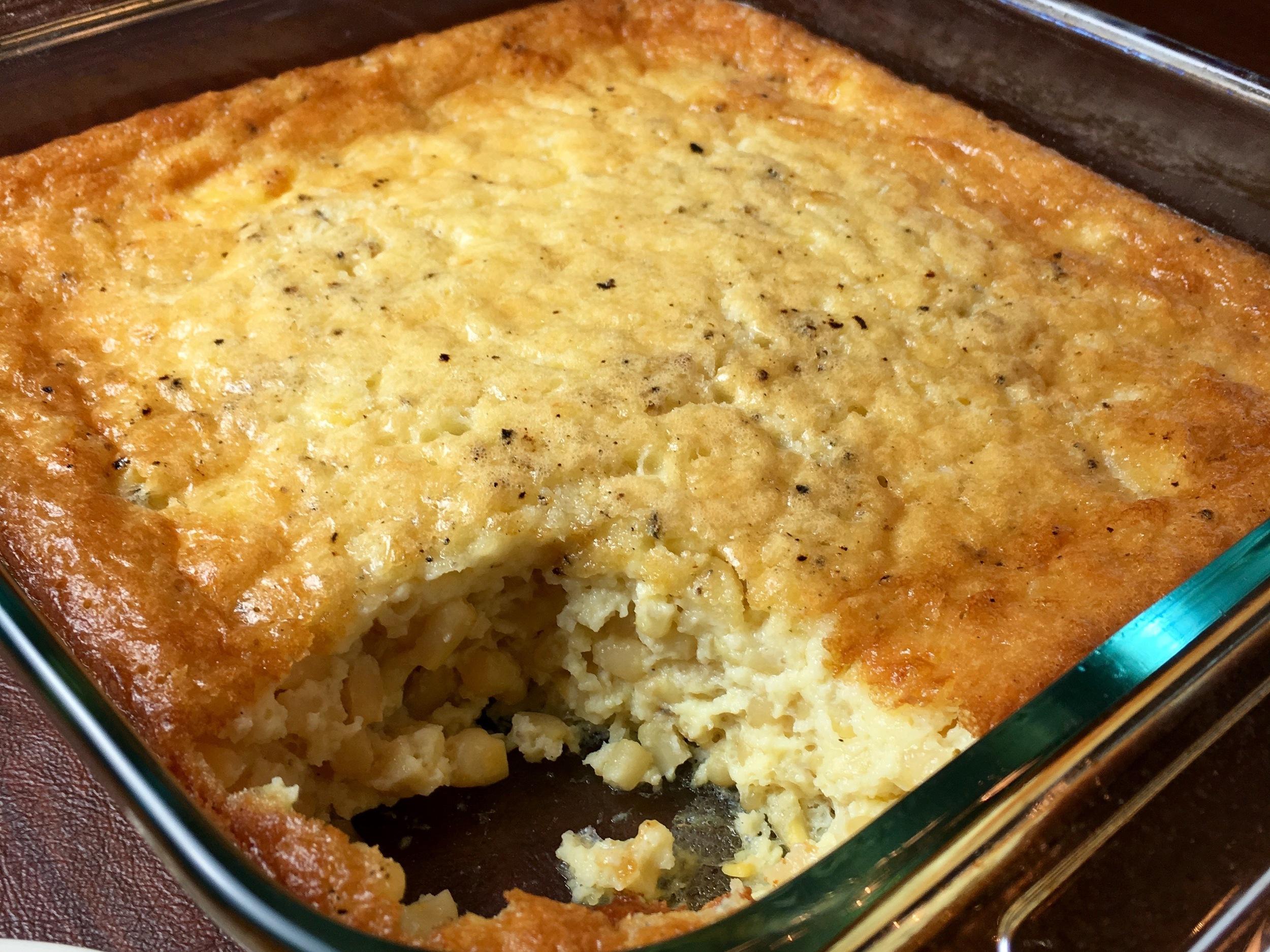 Southern Corn Pudding