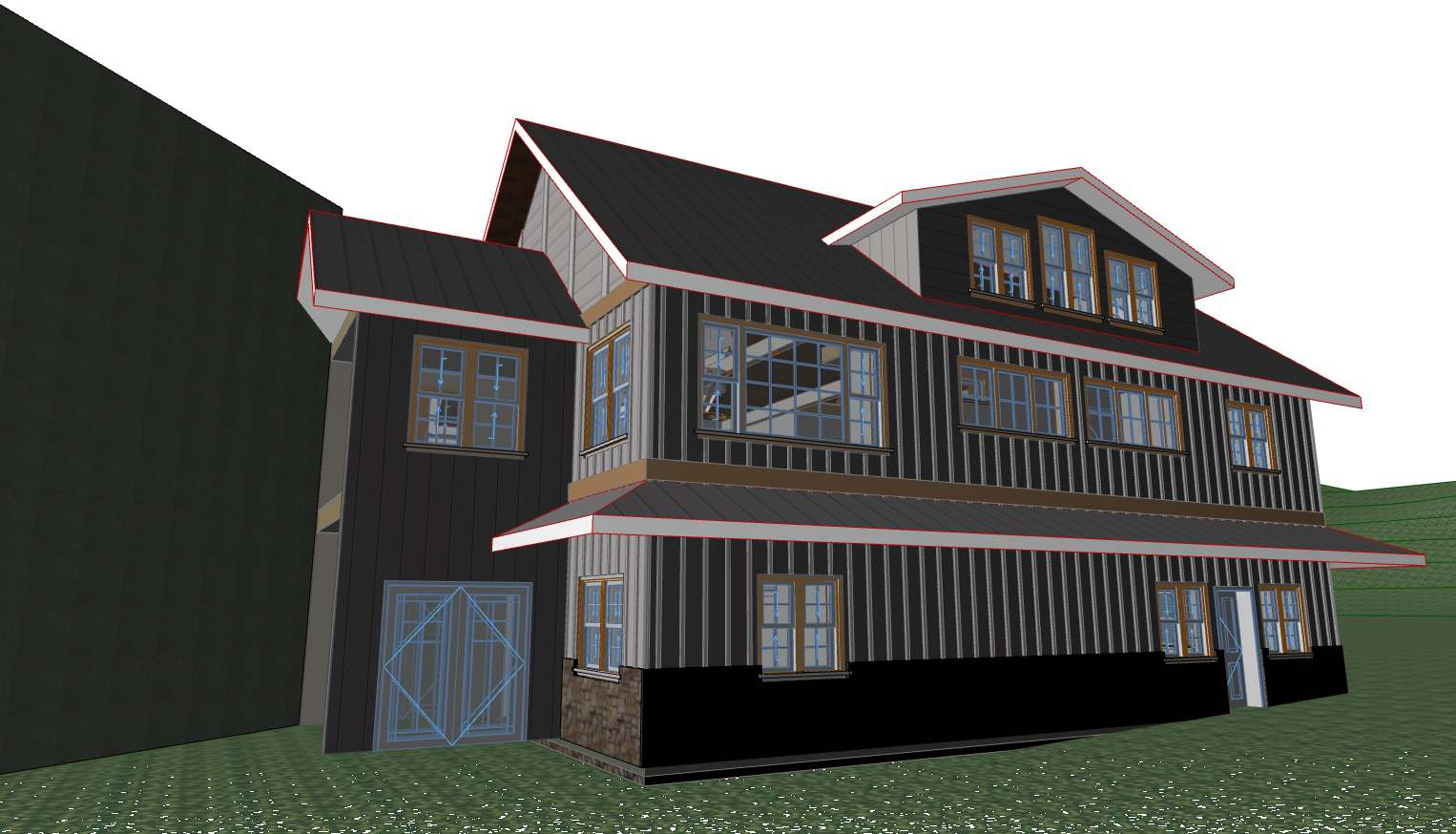 Carriage House Line Drawing 4 Color.jpg