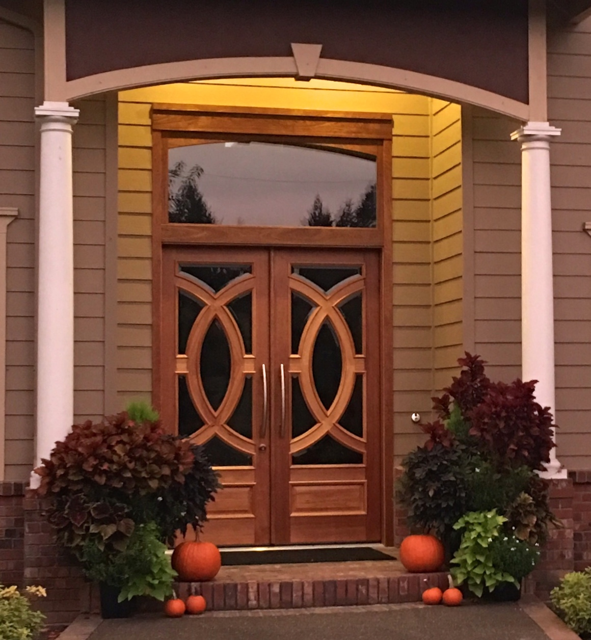 Exterior Door Renovation