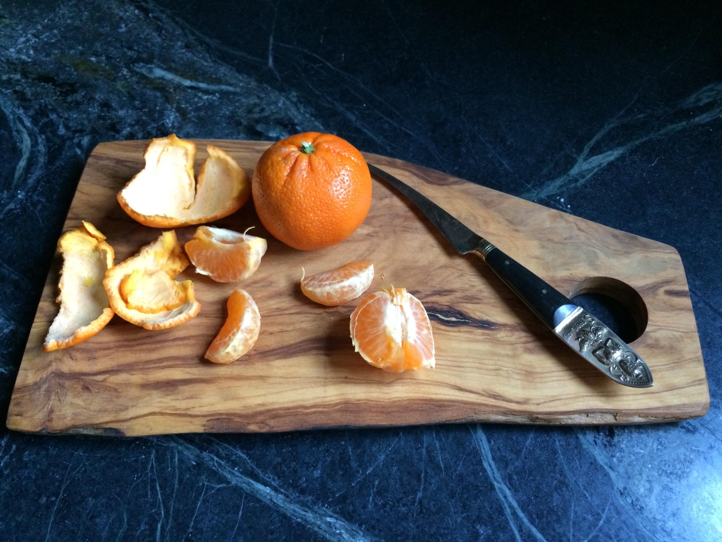 Fruit knife