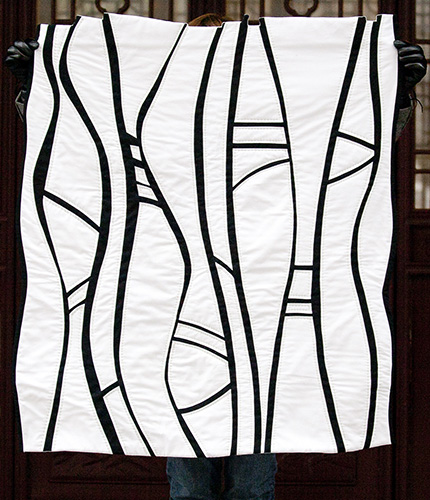 Quilt design by Deb Spofford