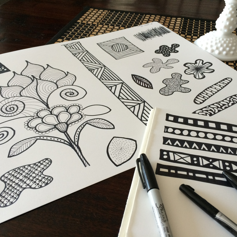 Design Process - Deb Spofford