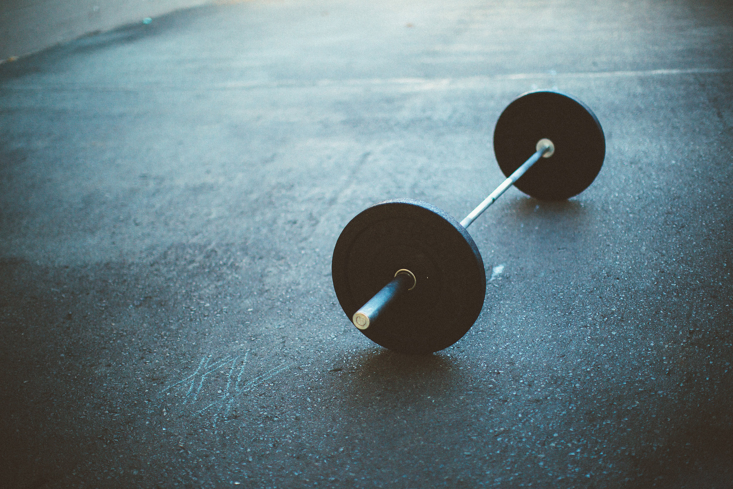 Wish you had the motivation to work out? Step one is going to the gym.