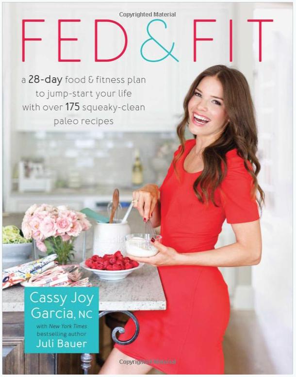 Fed & Fit Cookbook