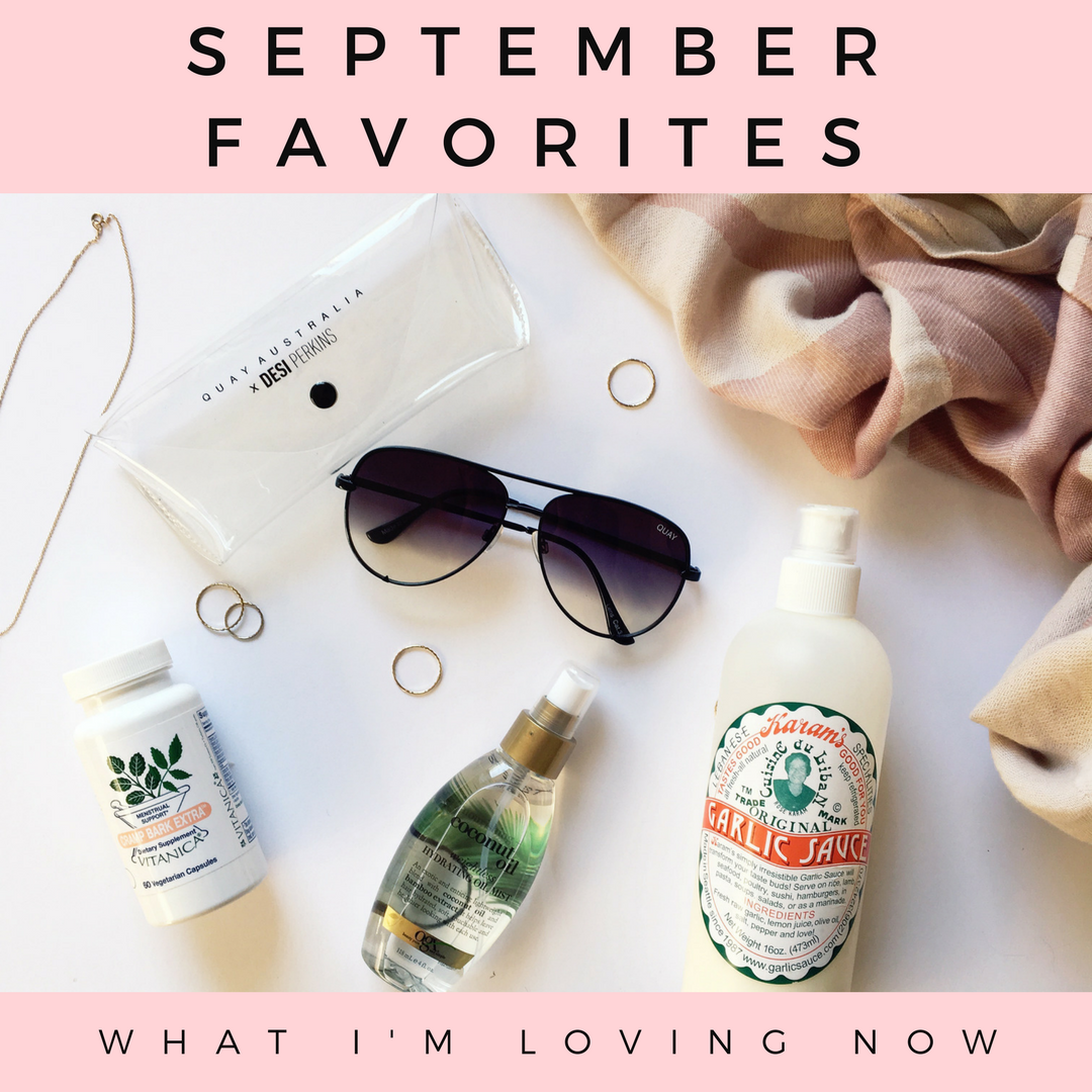MONTHLY FAVORITES SHE THRIVES