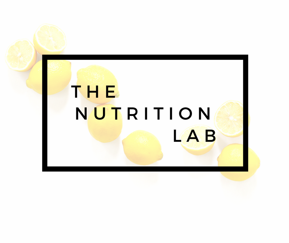 THE NUTRITION LAB  by SHE THRIVES
