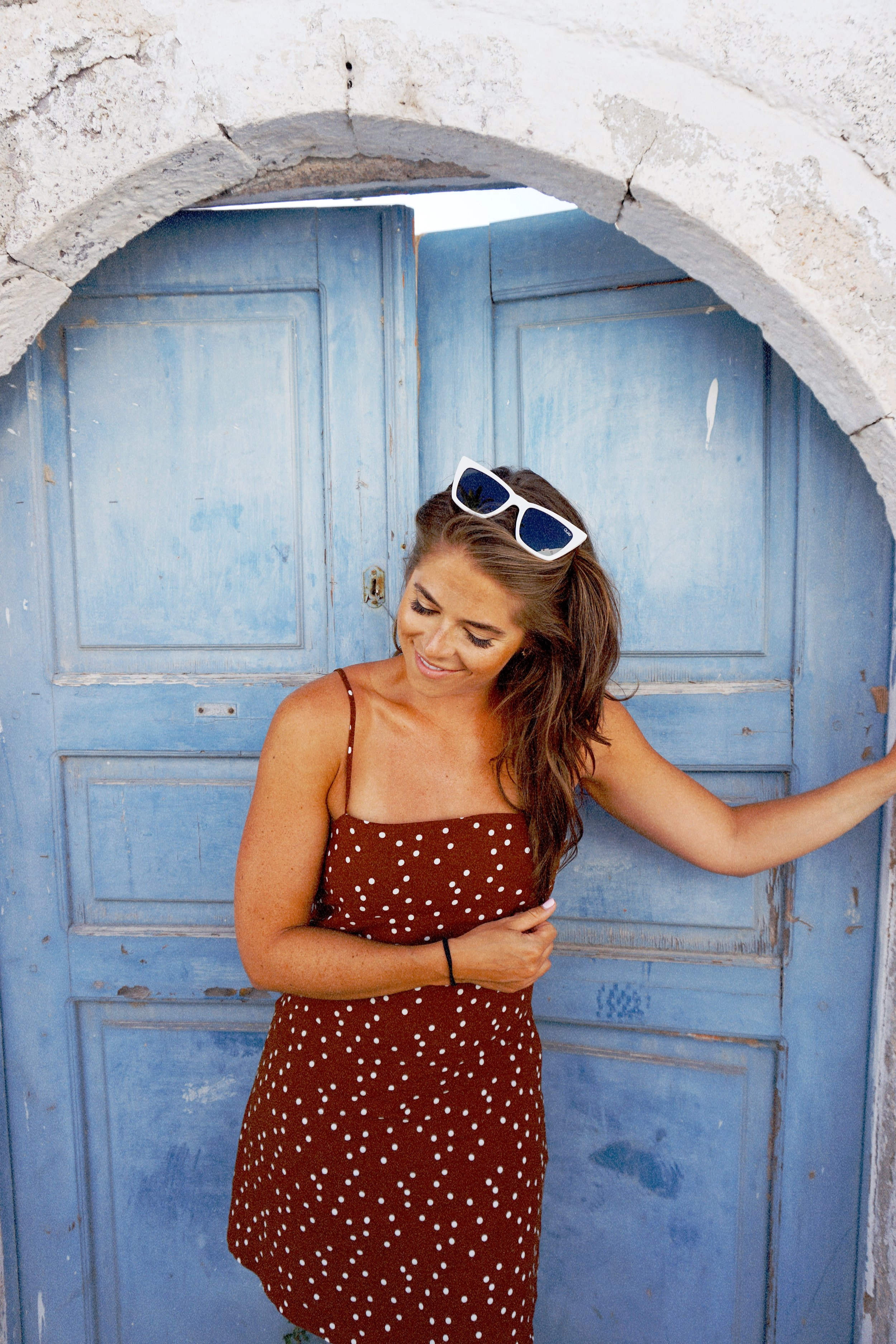Greece Swimsuit + Outfit Roundup | SHE THRIVES