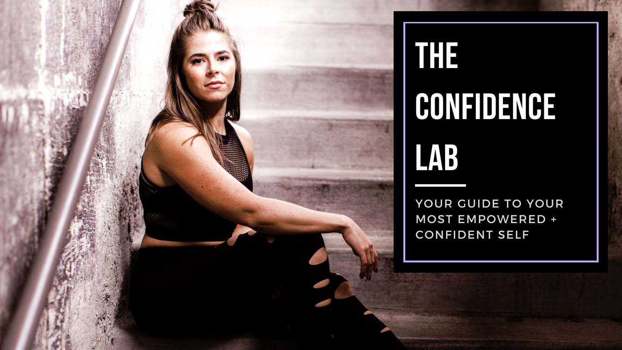 THE CONFIDENCE LAB BY SHE THRIVES