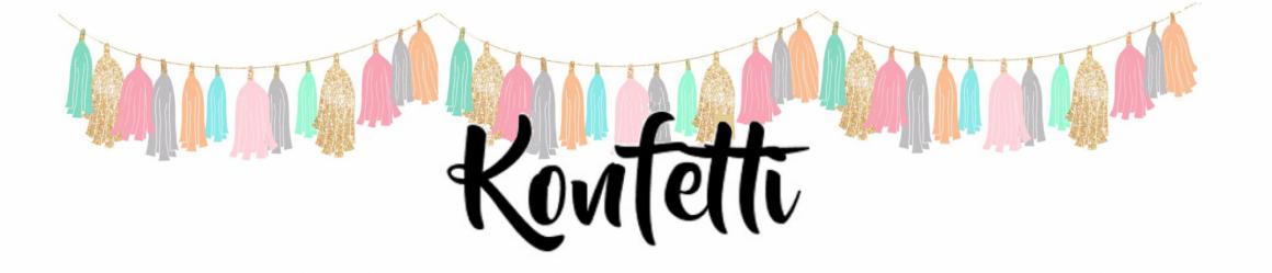 Katie chats with the lovely online blogger & photographer of Kayla's Konfetti: Kayla Wratten